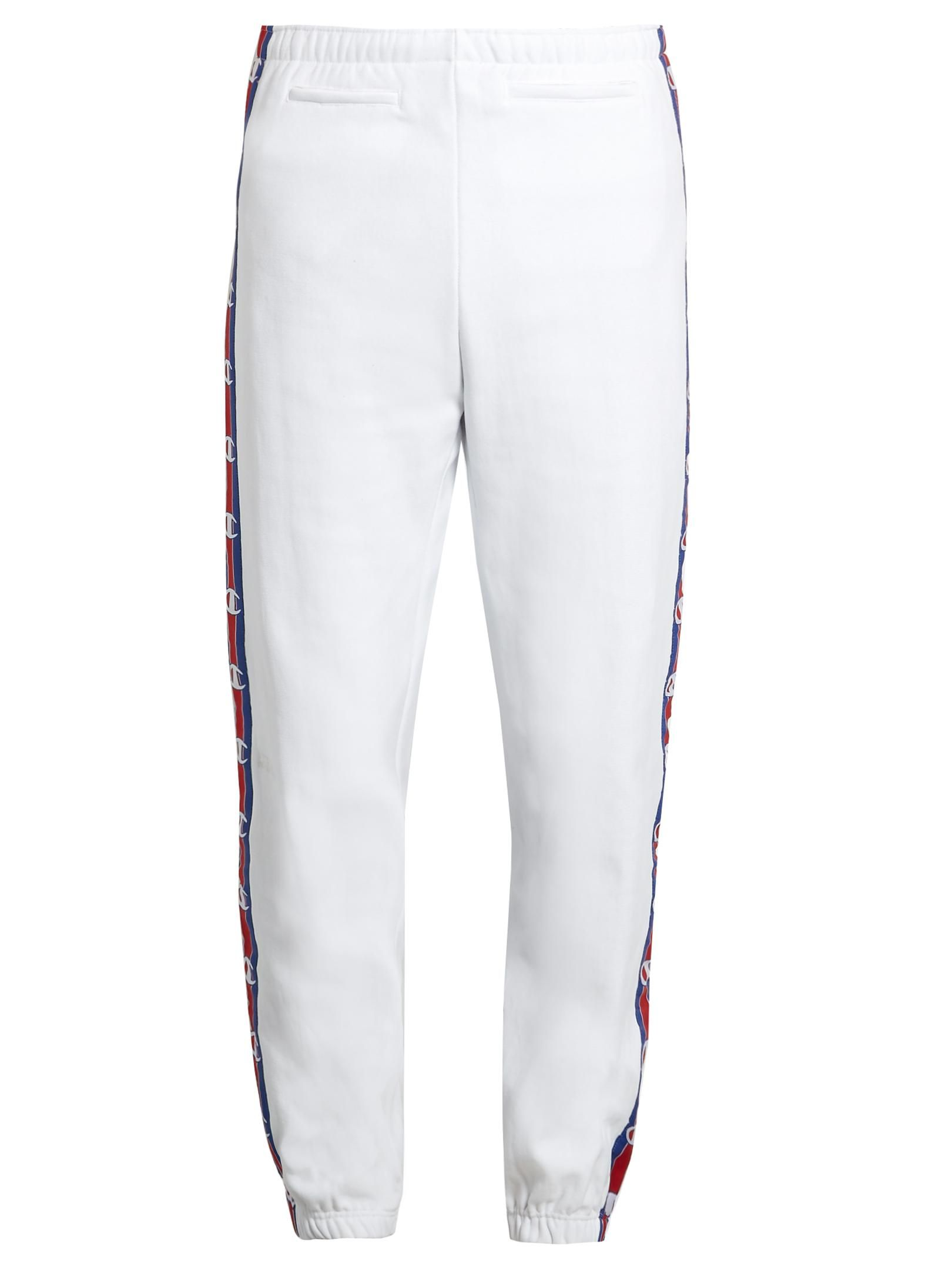 Vetements X Champion - White sweatpants