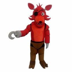 Five Nights At Freddy/'s Foxy Adult Plush Mask Foxy or Bonnie Freddy