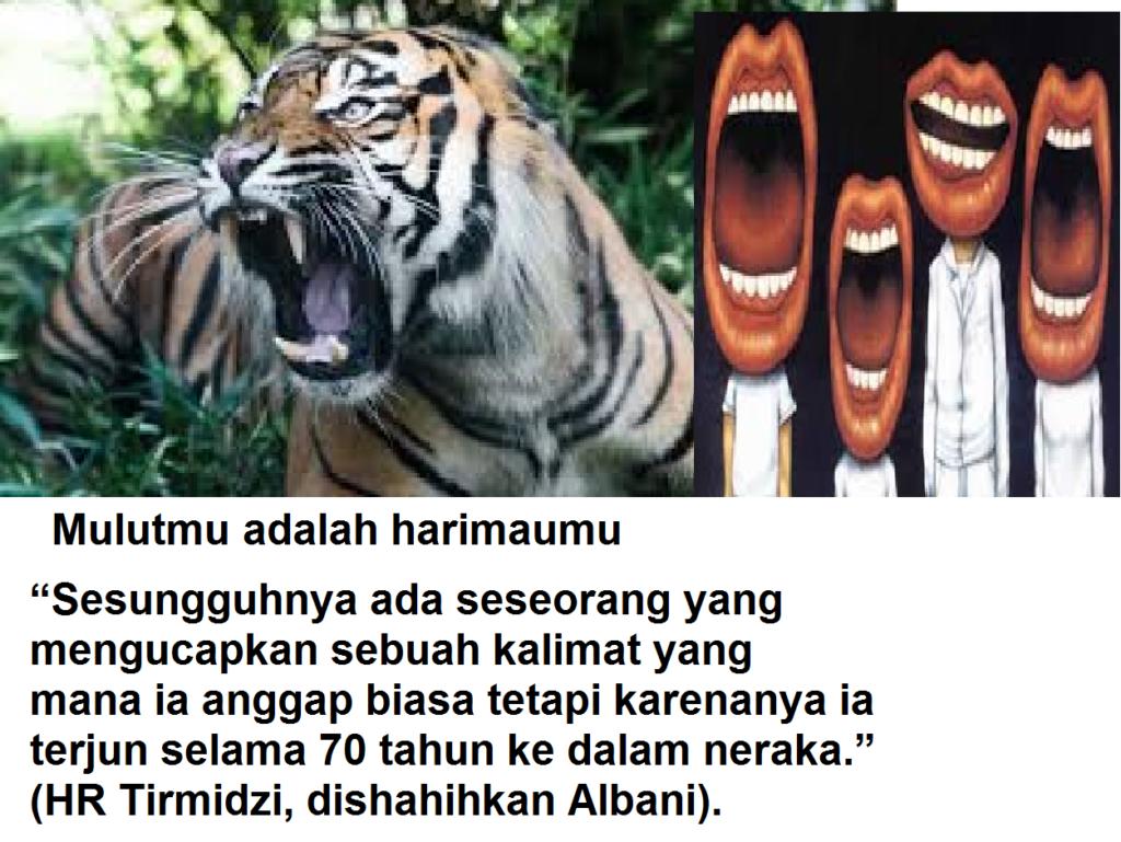 Apa Bahasa Inggris Harimau