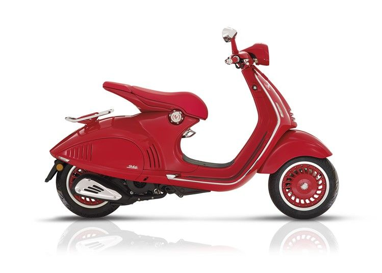 Vespa 946 125 RED   Scooter   Gama 125cc
