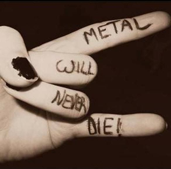 Tattoo Rock Quotes: Metal Will Take On Different Shapes And Forms But It Will