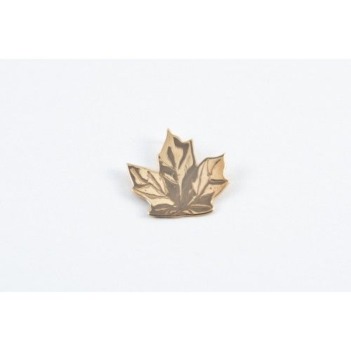 Large Maple Leaf Pendant Made In Our Store In Marquette