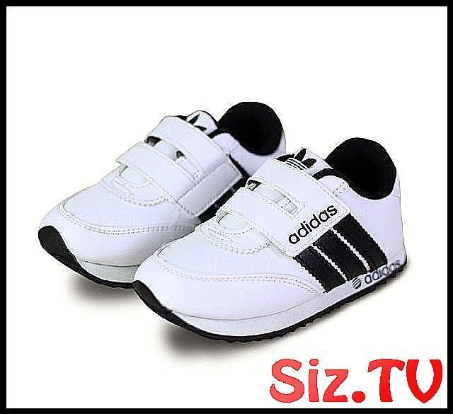 Sh072 Sepatu Anak Adidas Putih Size 31 32 33 34 35 Rp 95 0000
