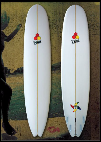 Channel Islands The Quong This Quad Longboard Has A Fair Amount Or