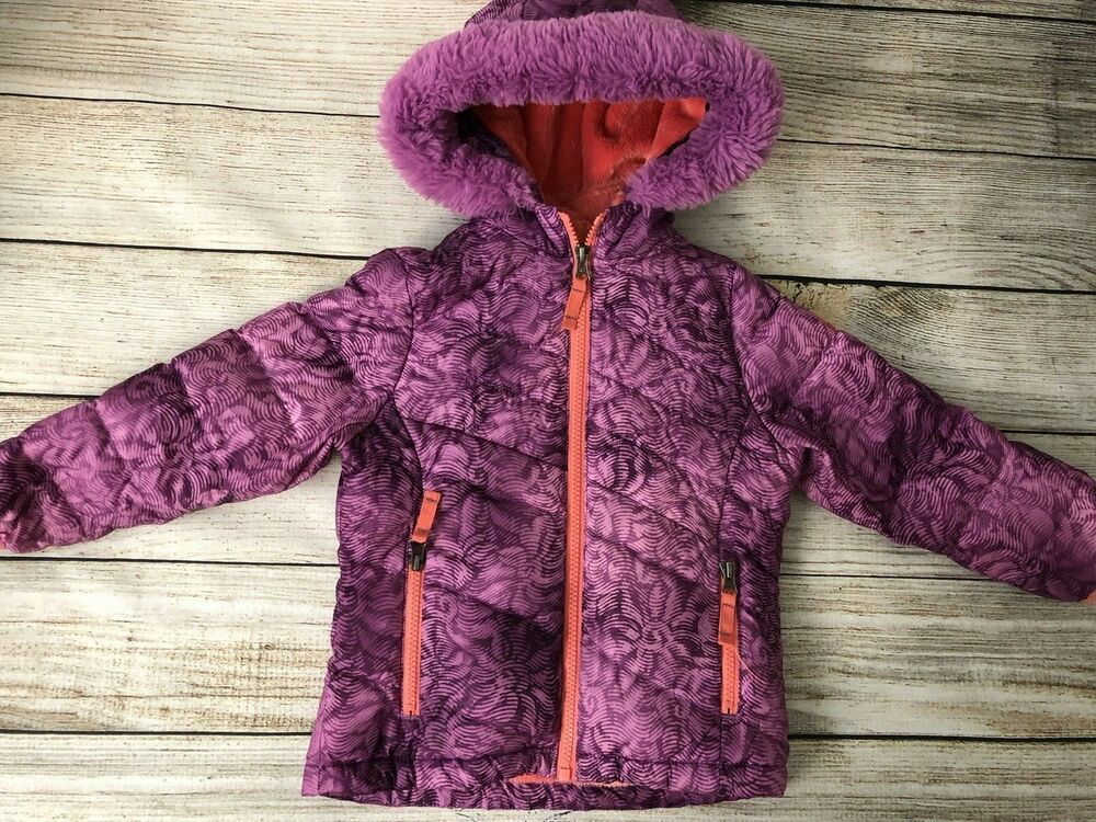 Oshkosh Toddler Girl/'s Pink Quilted Puffer Vest Outerwear Winter Size 3T 4T NWT