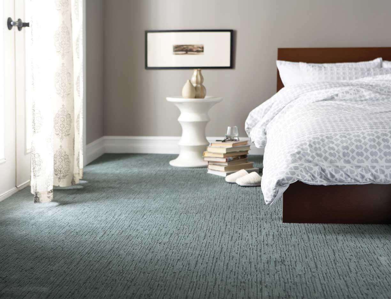 Dark Blue Carpet Decorating Ideas