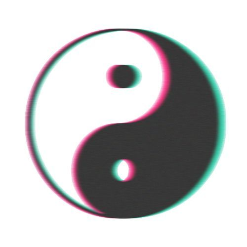 Image result for yin yang tumblr | L!T | Pinterest | Yin yang ...