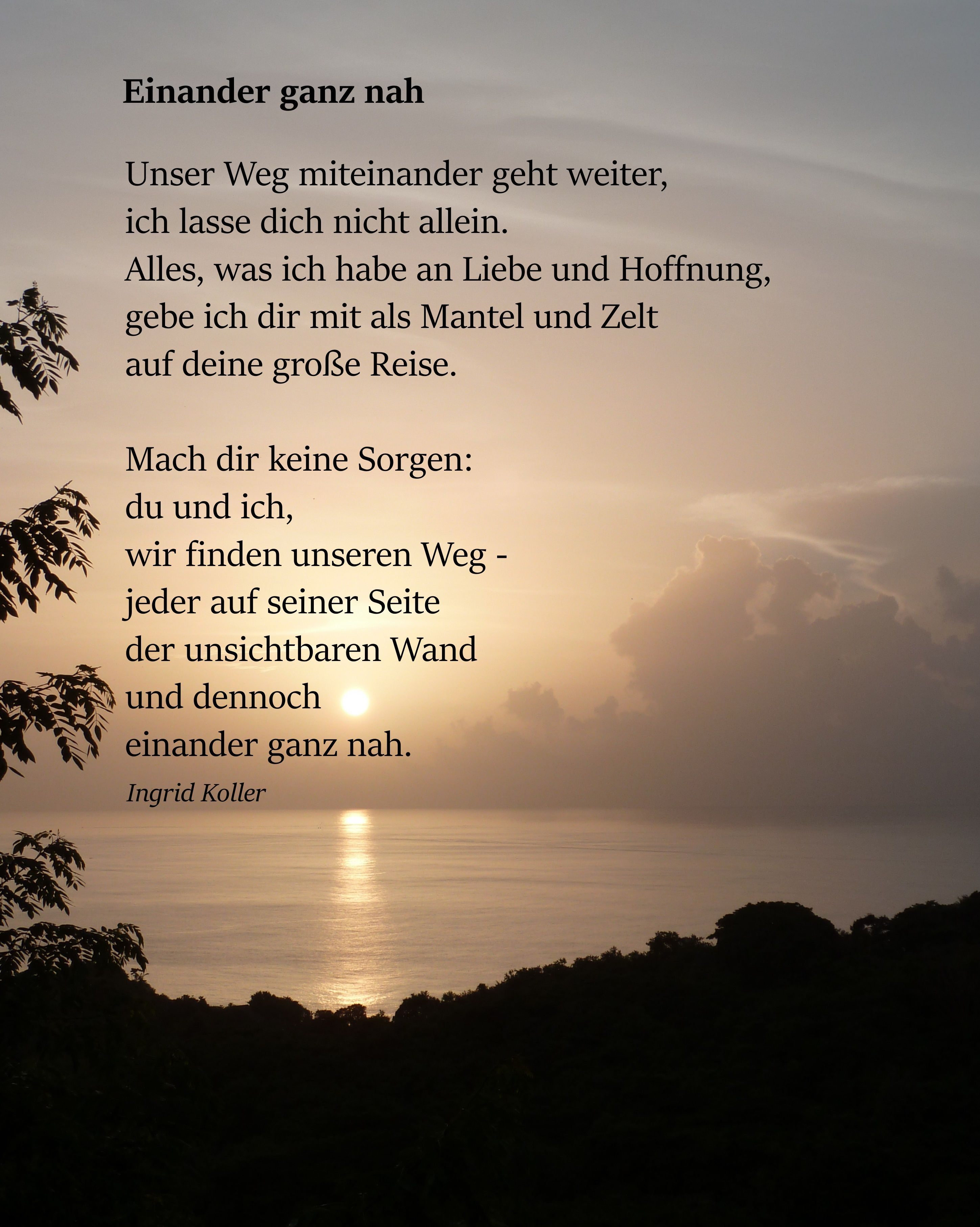 "Einander ganz nah Related posts:Schweige und HandleLove quote - ""You put your arms around me and I'm home"" - love lyrics {Courtesy ."