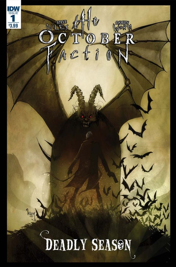 The October Faction Deadly Season in October Horror