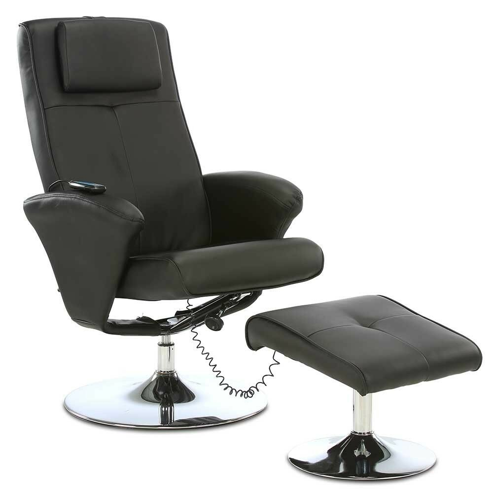 Relax Sessel Fernsehsessel Massage Mit Warmefunktion Hocker Drehbar Bis 120kg In 2020 Sessel Design Sessel Fernsehsessel
