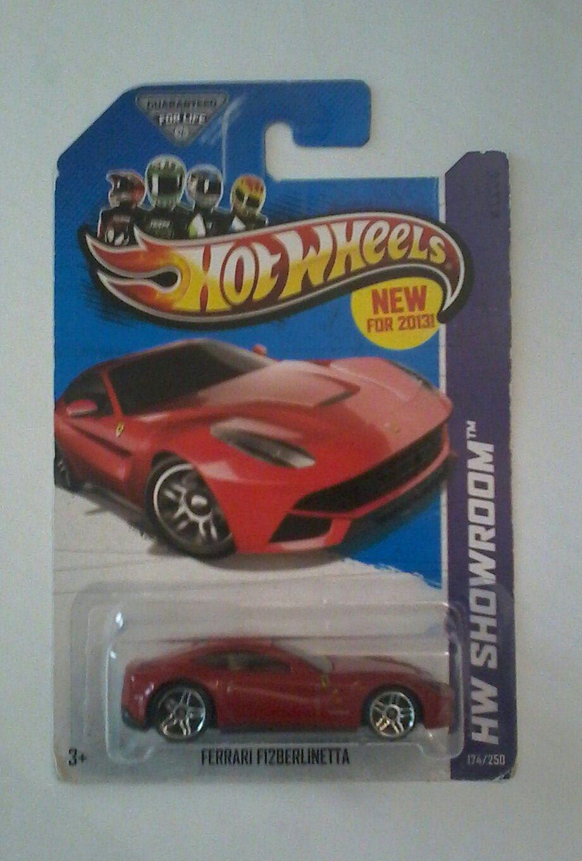 Hot Wheels Ferrari F12 Berlinetta Hot Wheels Display Case Hot Wheels Toys Hot Wheels