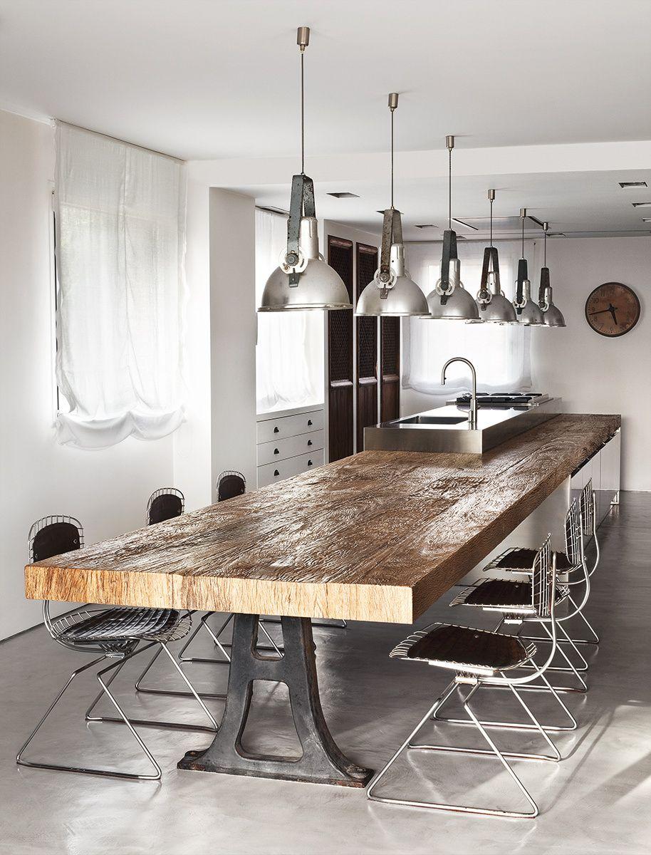Cocina natural kitchens decoracion de cocinas rusticas for Adornos para cocina comedor