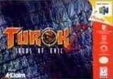 Complete Turok 2: Seeds of Evil (Black) - N64