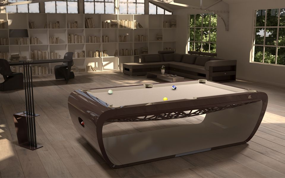 Pool table \