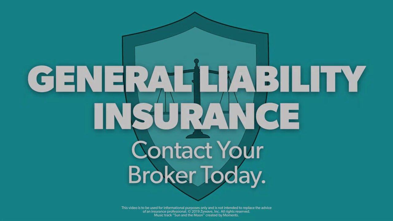 Insurance 101 General Liability Insurance