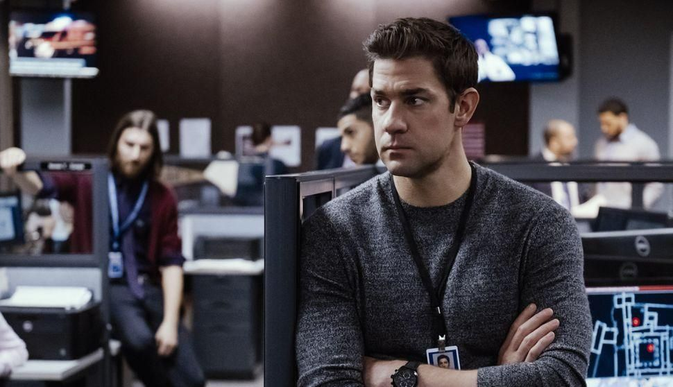 Jack Ryan Vuelve A Amazon Prime Video Con Su Segunda Temporada John Krasinski Jack Ryan Series Tom Clancy