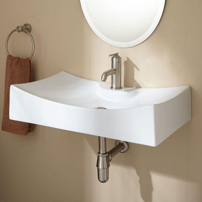 Ronan Wall Mount Bathroom Sink