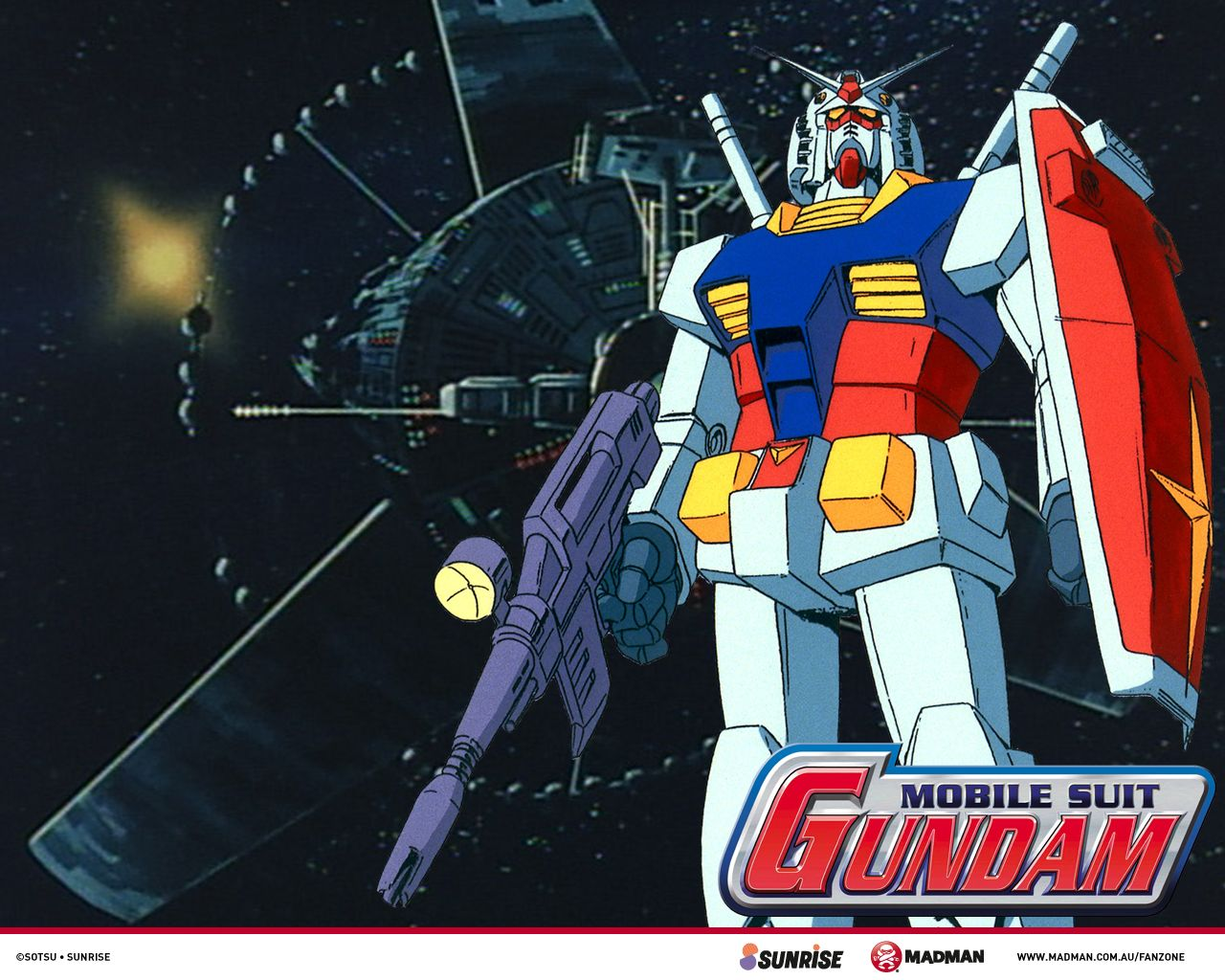 Mobile Suit Gundam (the Original) WATCHED!!! Review I