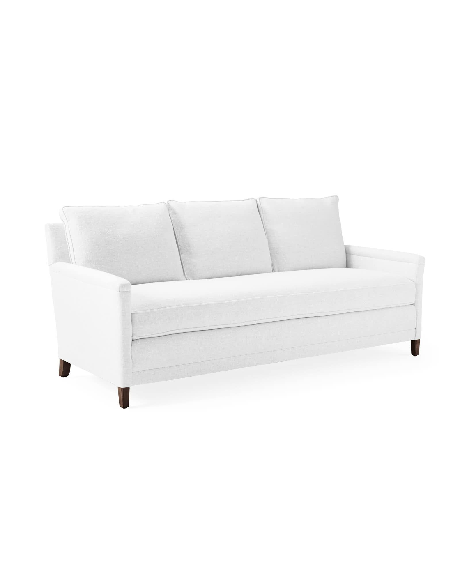 Serena Lily Spruce Street 3 Seat Sofa With Bench Seat In 2020