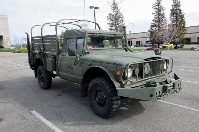 Military Surplus Auction >> 1968 Jeep M715 4 X 4 Military Truck Serial 35742 With 25 581