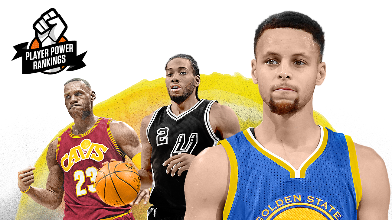 Nba Player Power Rankings Are Lebron And Steph Slipping