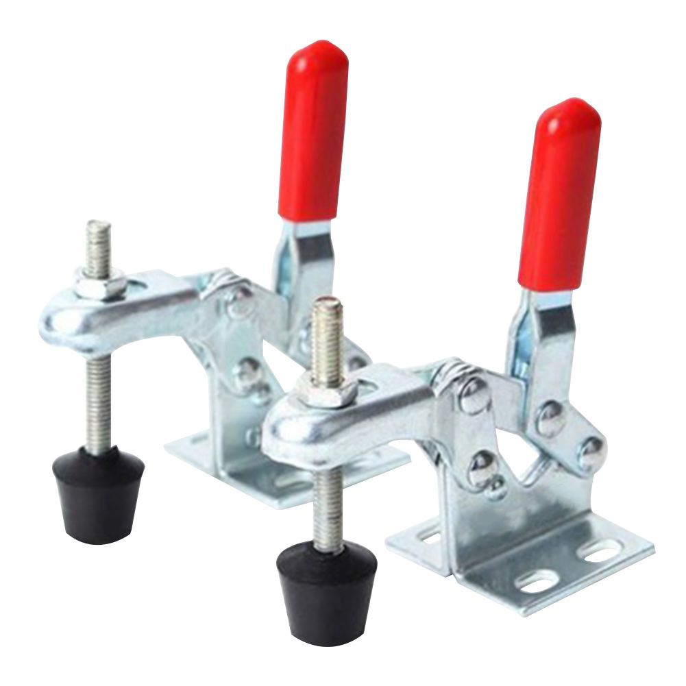 Quick Toggle Clip Clamp Metal Holding Capacity  Hand Tool