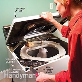 How To Repair A Leaking Washing Machine Home Fix Washing
