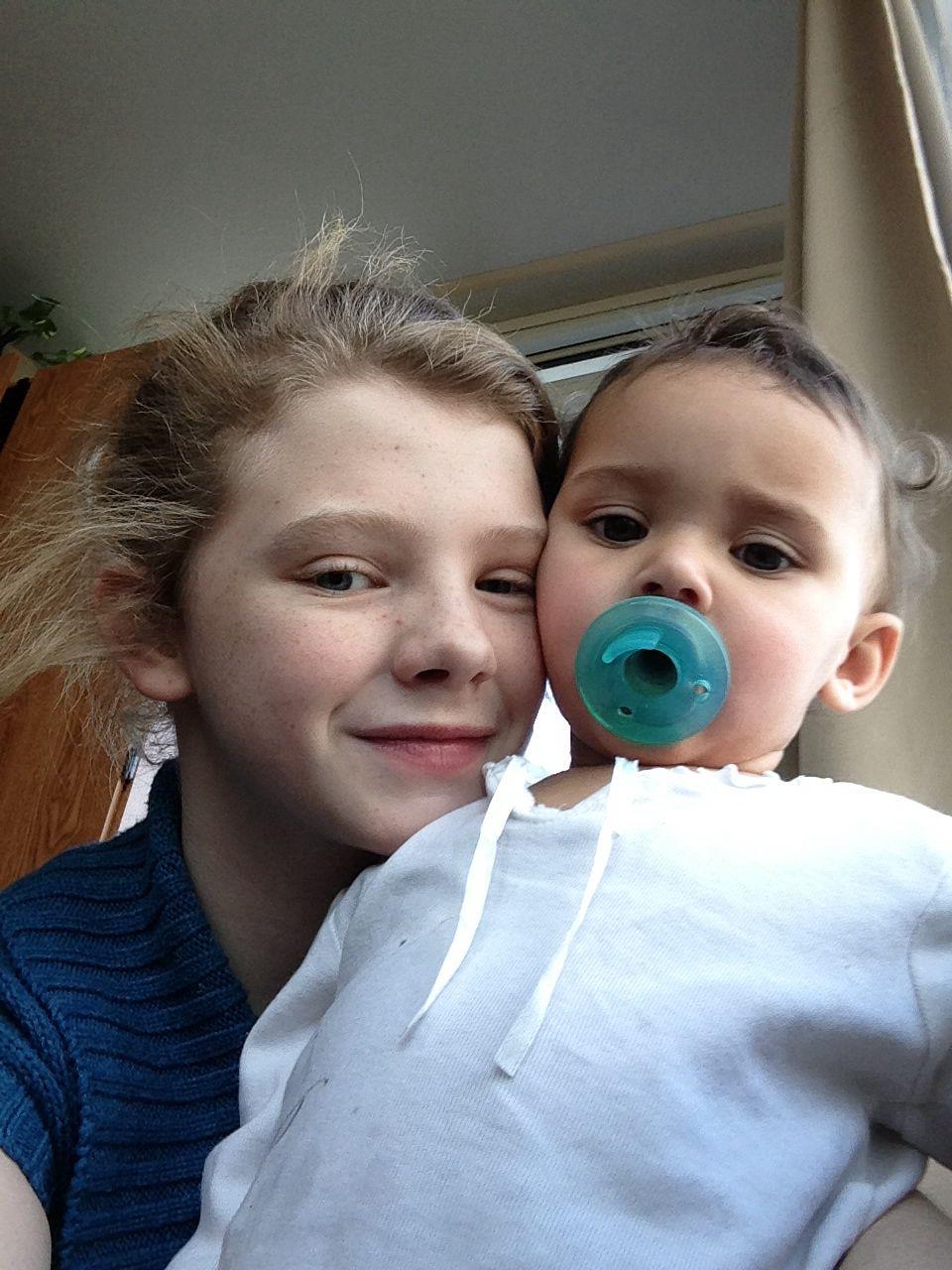 My two little Girls