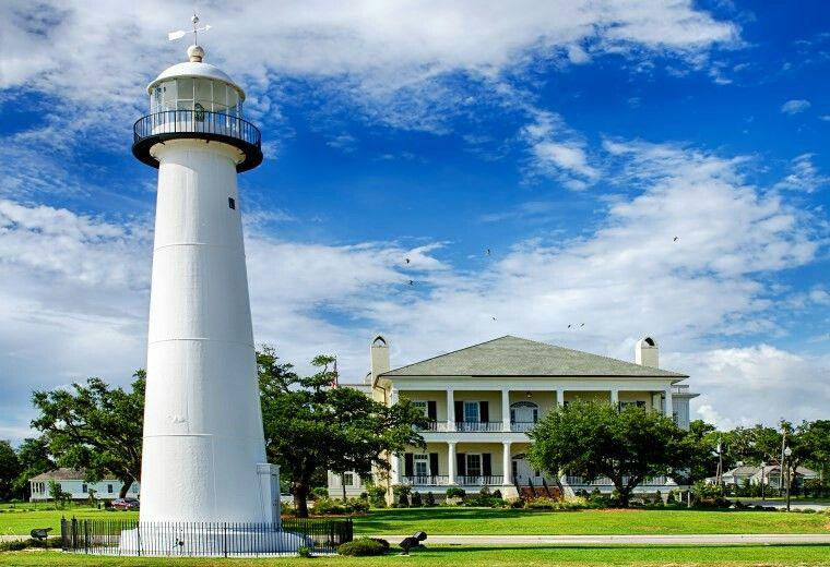 Biloxi Lighthouse Biloxi Lighthouse Biloxi Mississippi