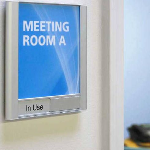 conference room signs in use aktana pinterest room signs