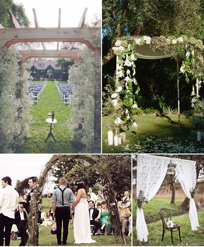 Wedding Altar Backdrops: Ceremony Backdrop, Wedding Deco