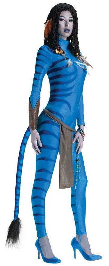 Avatar Costumes Neytiri Costume for Women/Teens Halloween Costumes