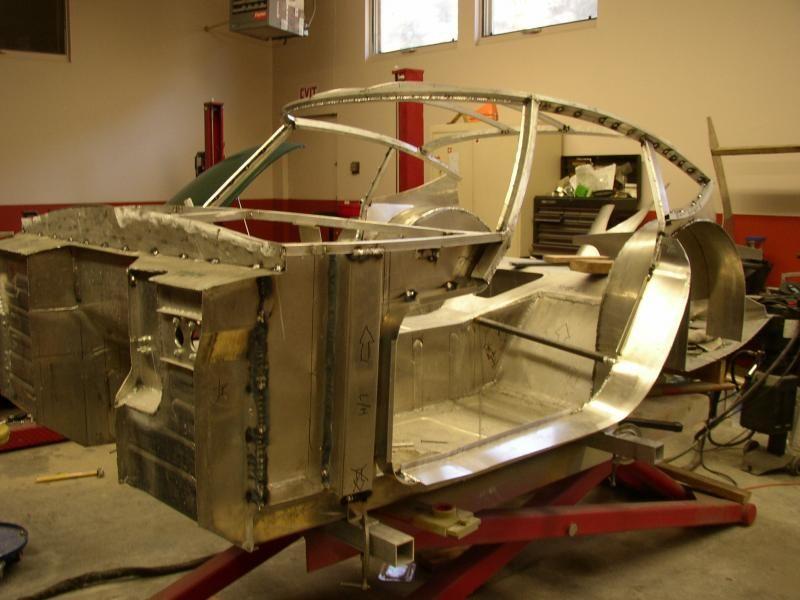 Studio Time Capsule S T C Aluminum Fabrication