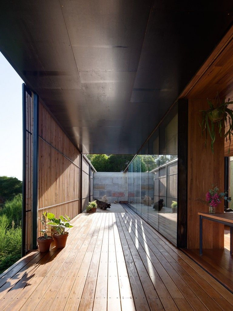 archier sawmill house yackandandah victoria home pinterest veranda decoration et. Black Bedroom Furniture Sets. Home Design Ideas