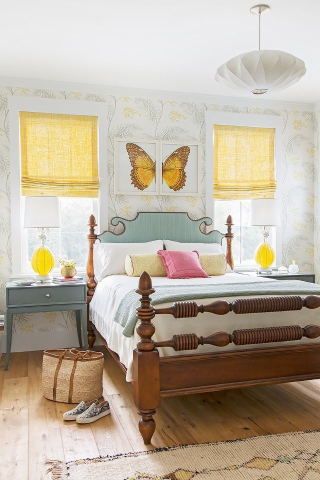 This Interior Designer\u0027s Charleston Home Breaks Every Rule\u2013and It\u0027s - Used Bedroom Sets