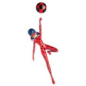 Miraculous Action Doll Jump Fly Ladybug Target Dorm