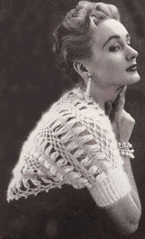 Resultado de imagen para crochet vintage | CROCHET | Pinterest ...