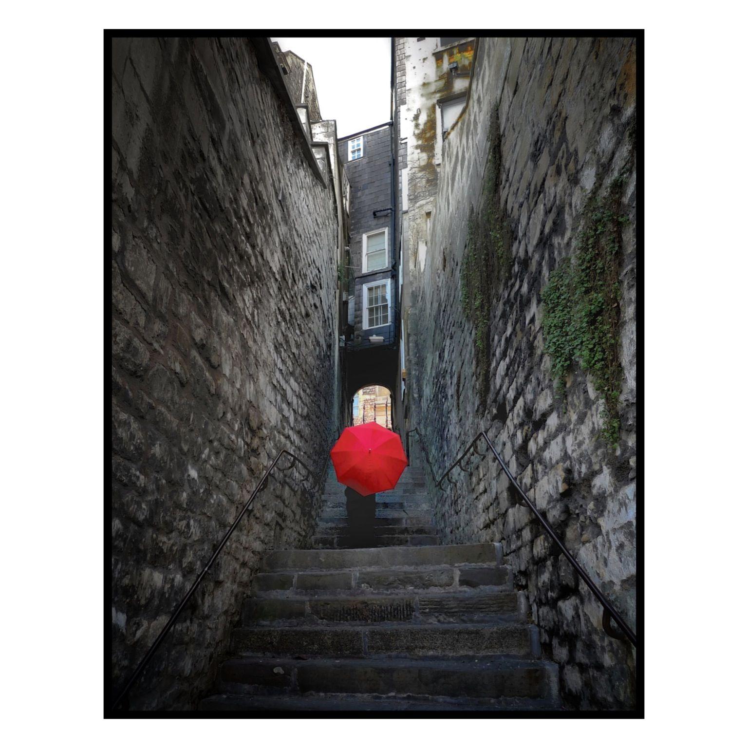 Walcot Street steps, Bath.