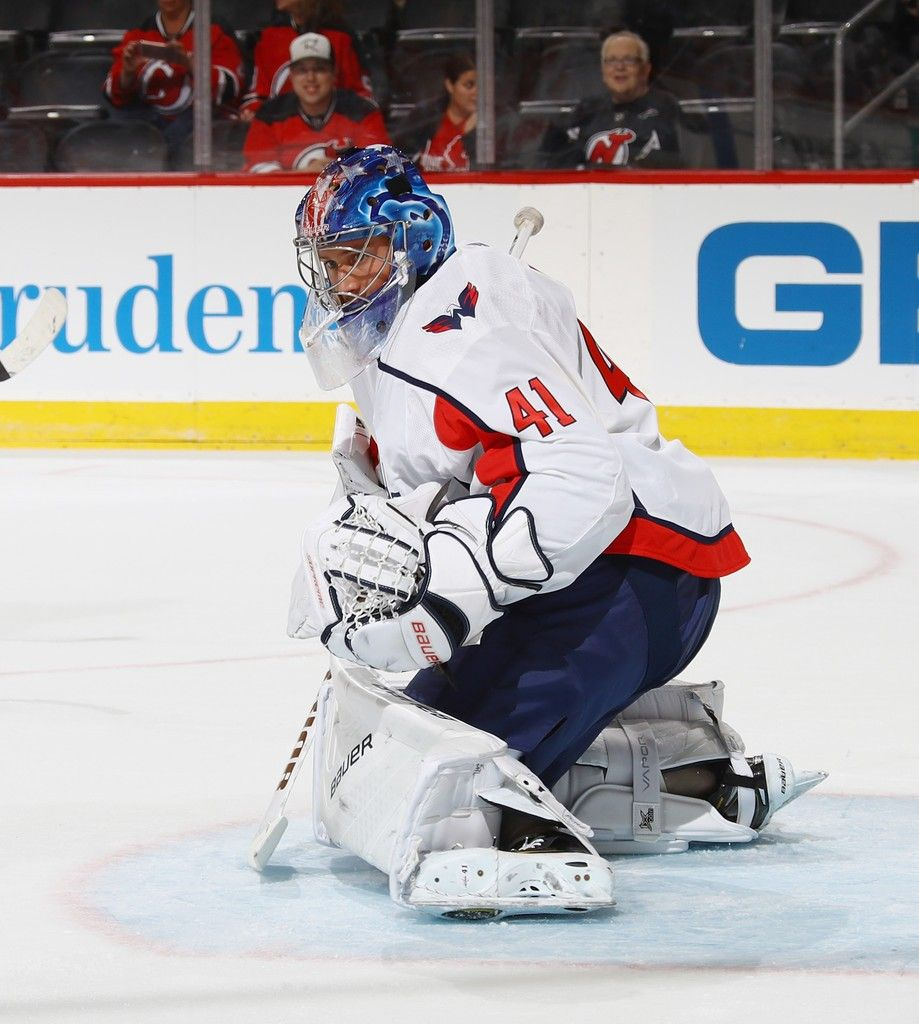 Pin by big daddy on washington capitals goalies in 2020