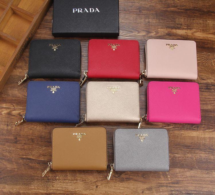 Pin by topbrandgoods on prada goods wallet branded bags