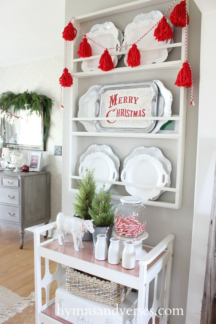 2015 Hymns & Verses Holiday Home Tour - Hymns and Verses | Christmas ...