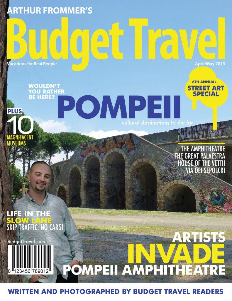 Travel Magazine Cover Budget Travel Magazine Cover Travel Magazine Cover Travel Magazines Travel Magazine Layout