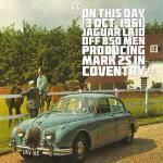 On this day (3 Oct, 1961) #jaguar #mark2 #factory #layoffs #coventry #classic #cars #onthisday http://instagram.com/p/e_7MaqttO6/ http://www.trustedcarbuyers.com/