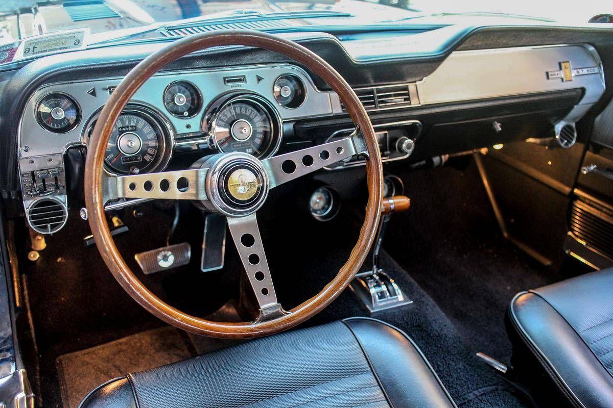 1967 shelby gt500 for sale 1845994 hemmings motor news