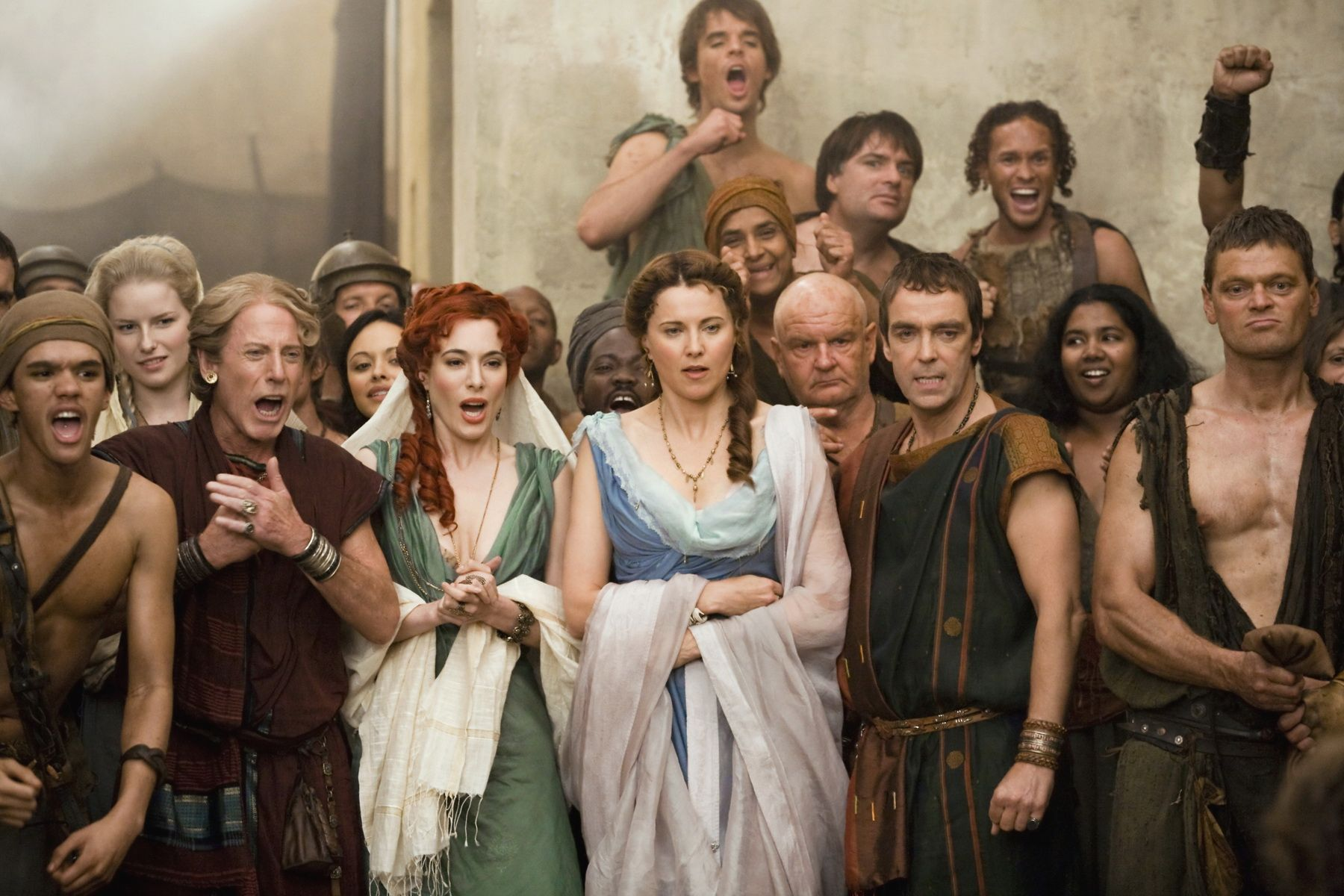 spartacus gods of the arena episode 12