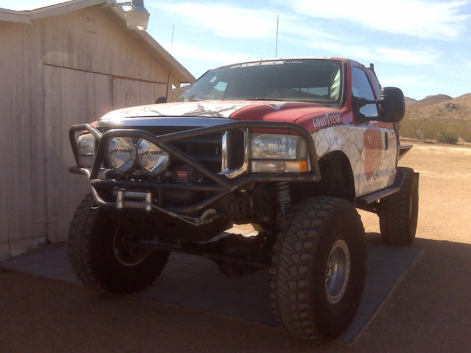 Ultimate Adventure truck  off road machine. 29 best Adventure truck images on Pinterest   4x4 trucks  Cars and