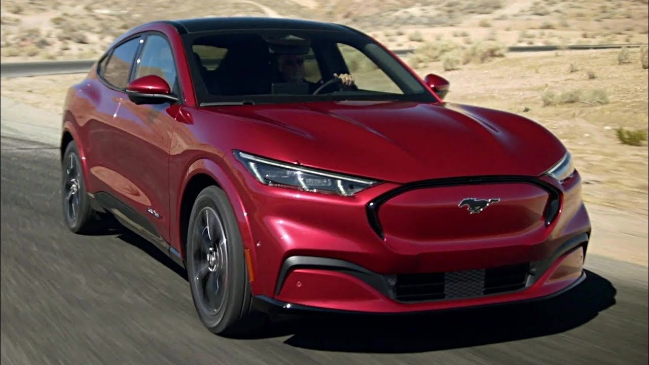 2020 Ford Mustang Suv Electric Pic