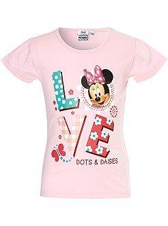 9118b6747 Camiseta estampada  Minnie Mouse