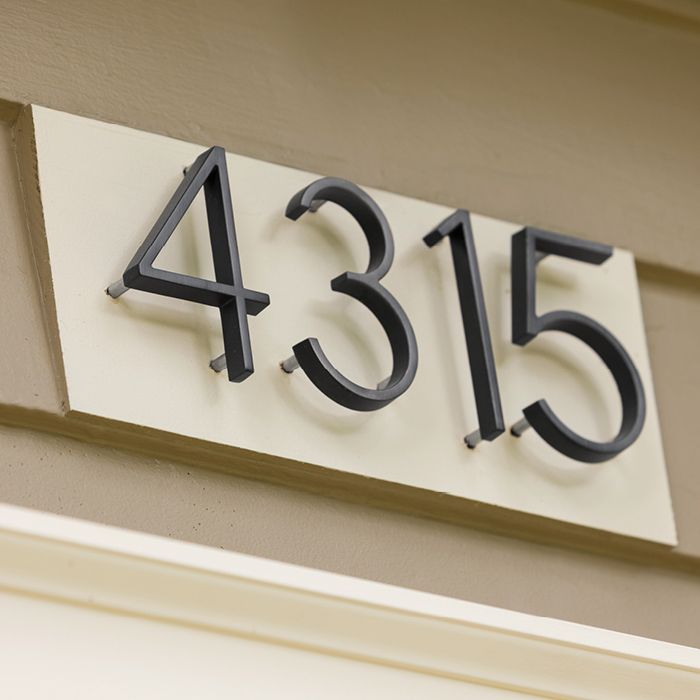Pressure Washer Buying Guide Modern House Number House Numbers Diy Modern House Numbers Sign