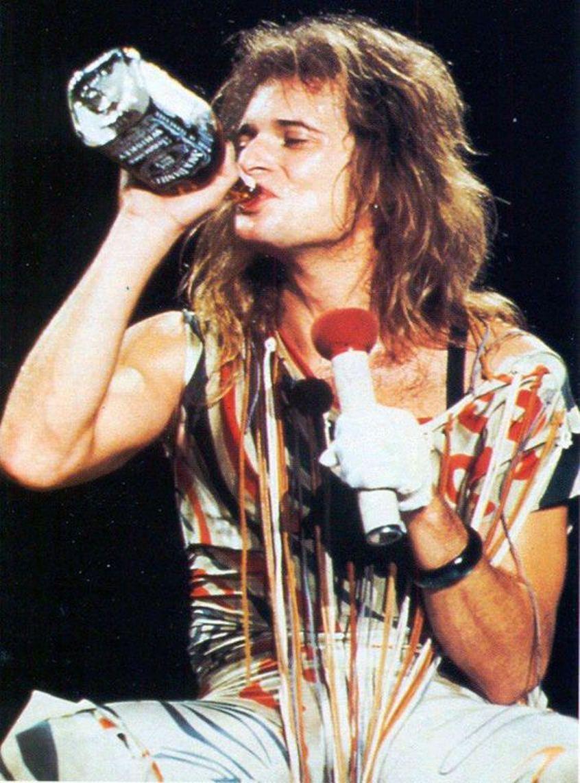 Knocking Em Back Rf Van Halen David Lee Roth David Lee